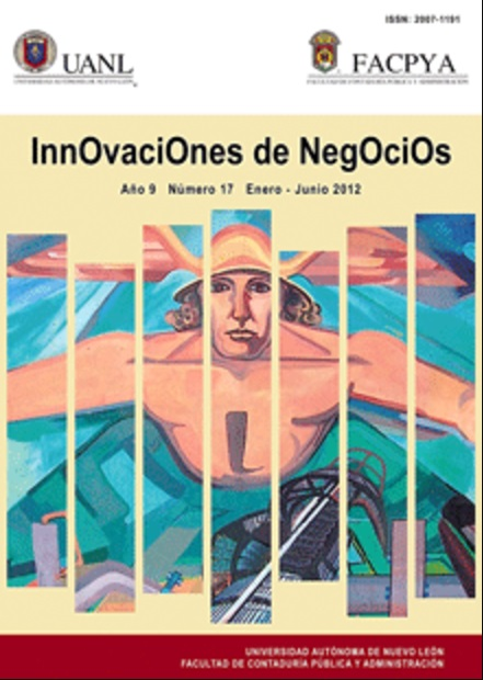 Ver Vol. 9 Núm. 17 (2012): Enero-Junio, 9(17)