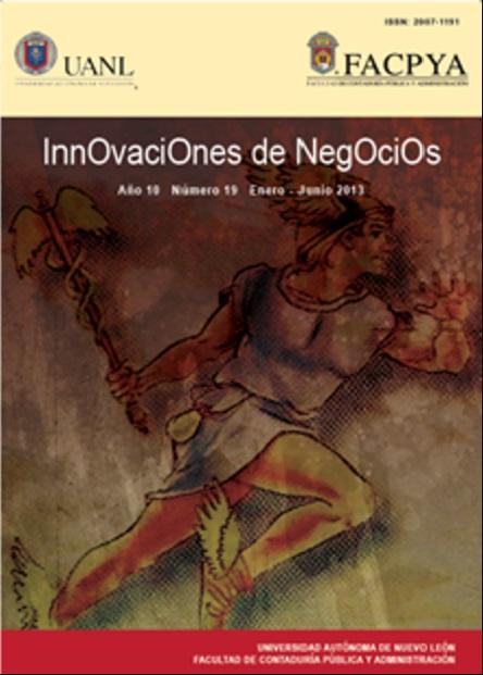 Ver Vol. 10 Núm. 19 (2013): Enero-Junio, 10(19)